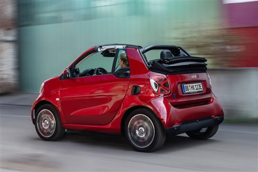 ▲EQ fortwo、EQ forfour(圖/翻攝網路)