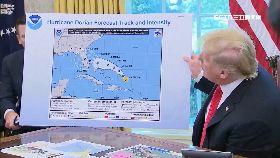 川普喚颶風1200