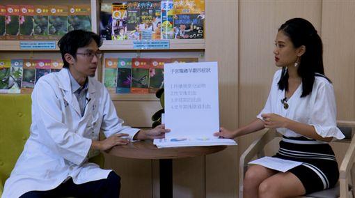 臺北市臺安醫院婦產科權威曾宇泰醫師,奕起聊健康