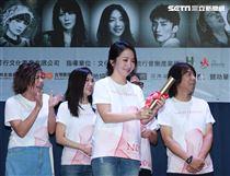 陶晶瑩參加「第二屆愛之日常音樂節」演出。(記者邱榮吉/攝影)