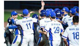 ▲U18韓國隊逆轉日本。(圖/截自韓國媒體)