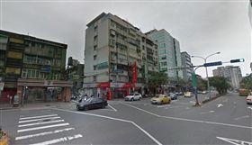 台北,砍殺,砍傷,開山刀,出遊,談判(圖/翻攝自Googlemap)