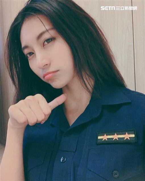 歌手祈錦鈅反毒宣導照 照片提供:固力狗娛樂