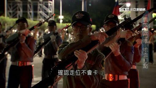 國軍門面「三軍儀隊」 帥氣的背後汗水大秘辛 ID-2117609