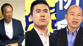 王炳忠,新黨,韓國瑜,2020,郭台銘,獨立參選 圖/資料照