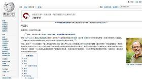 遭惡意攻擊 多國無法連上維基百科(圖/翻攝自維基百科)