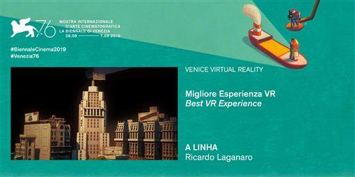 威尼斯影展VR作品 微博