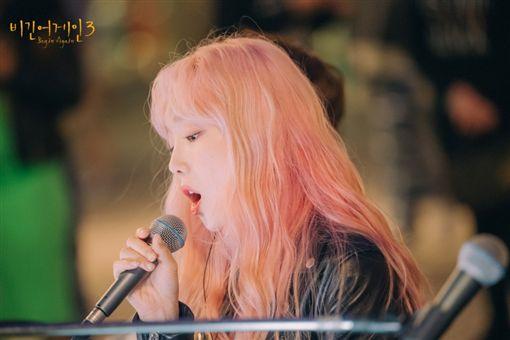 太妍 Begin Again 3 圖/JTBE