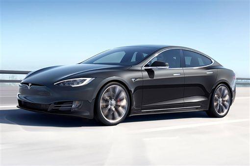 ▲Tesla Model S(圖/翻攝網路)