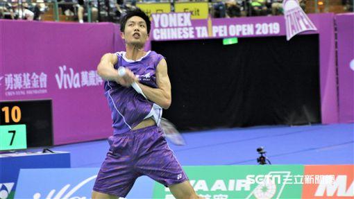 周天成奪台北公開賽第三冠。(圖/記者劉家維攝影)