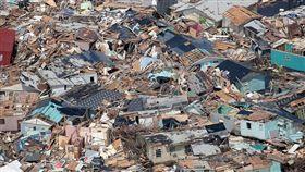 颶風,多利安 天災,災難 翻攝推特