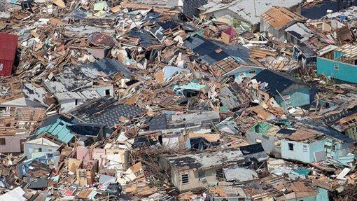 颶風,多利安 天災,災難翻攝推特