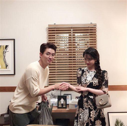 IU潤娥潔西卡(Chloé提供)