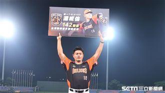 回顧/潘威倫142勝 破台灣紀錄!