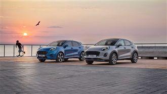 福特全新入門跨界休旅 英國售價出爐