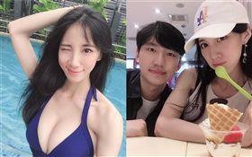 瑤瑤(黃喬歆)跟南韓綜藝咖李振遠交往2年。臉書