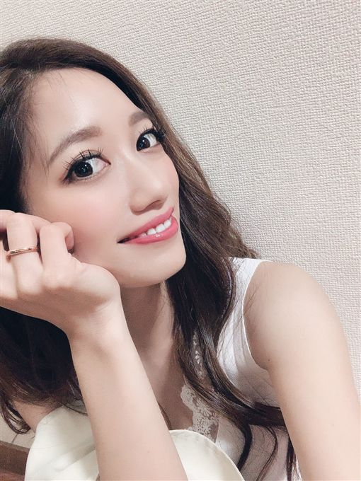 AV女優,東凛圖/翻攝自一劍浣春秋部落格、推特