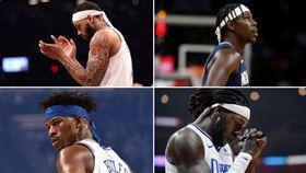 NBA/忍者頭帶正夯!傳聯盟將禁止 NBA,忍者,頭帶,禁止,NIKE 翻攝自推特