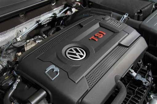 ▲B&B Automobiltechnik改裝VW Golf GTI TCR(圖/翻攝網路)