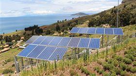 太陽能板示意圖(圖/翻攝自pixabay)