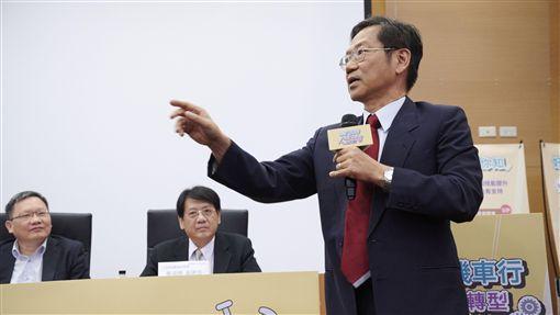 ▲KYMCO執行長柯俊斌建議將機車貨物稅減免降低民眾購車負擔。(圖/Kymco提供)