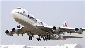 日本航空,飛機(圖/翻攝自Japan Airlines臉書)