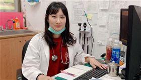 蘭嶼首位美女醫師黃京葦(圖/翻攝自蘭嶼衛生所臉書)