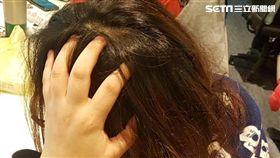 美髮業,洗頭,靠北奧客,泡泡,出油。(圖/資料照)林盈君攝