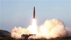 北韓 飛彈 圖/美聯社
