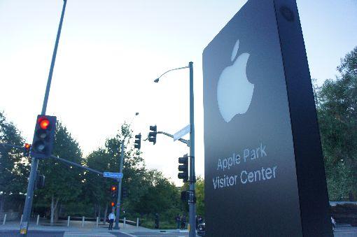 蘋果新品發表會倒數蘋果公司(Apple)將於美西時間9月10日舉行新品發表會,活動會場賈伯斯劇院位於蘋果總部Apple Park訪客中心附近。中央社記者吳家豪舊金山攝 108年9月10日