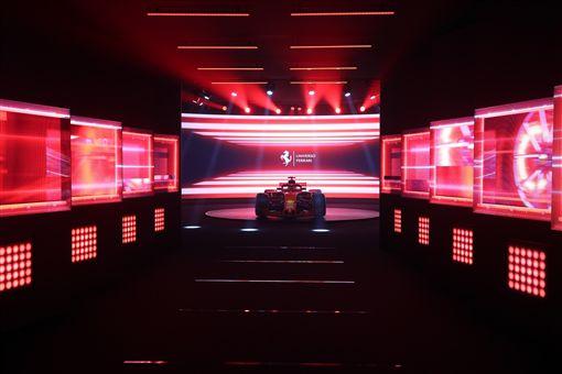 ▲Universo Ferrari世界特展。(圖/Ferrari提供)