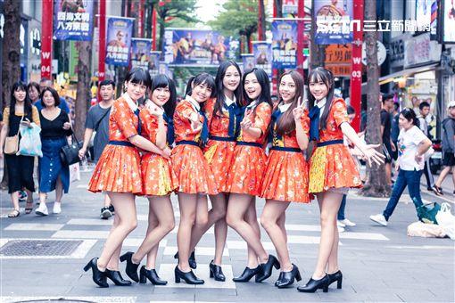 國民女團AKB48 Team TP 大動作召募二期團員提供:好言娛樂