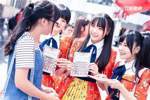 國民女團AKB48 Team TP 大動作召募二期團員 提供:好言娛樂