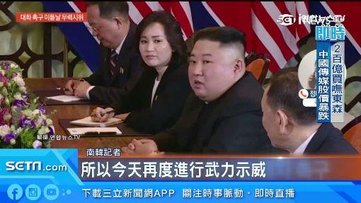 朝鮮射彈逼重啟談話 美擬另闢核戰場