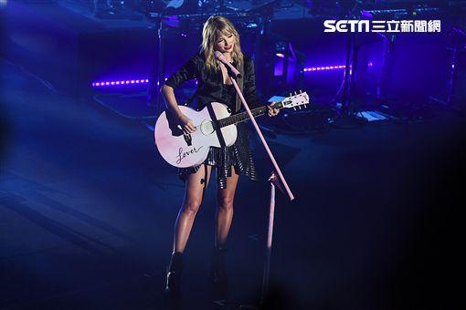 泰勒絲宣傳新輯巴黎首唱環球音樂提供