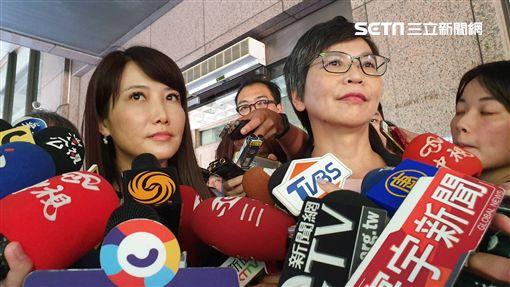 蔡壁如,蔡沁瑜 圖/記者李依璇攝影