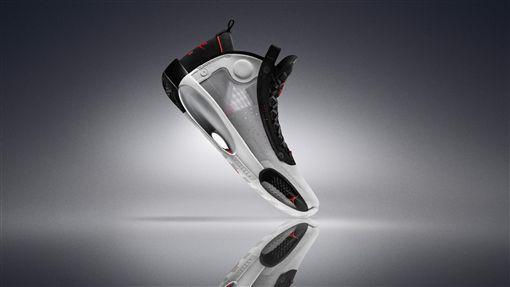 ▲最新款喬丹鞋Air Jordan XXXIV。(圖/NIKE提供)