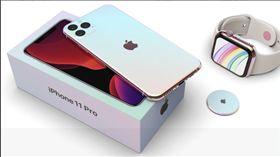 蘋果秋季發表會,各界都在期盼新款手機的問市及內容(圖/翻攝自Ben Geskinw推特)