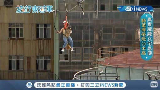 刺激遊樂設施(圖/旅行東西軍)