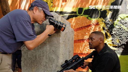 《雙子殺手》 環球影業提供
