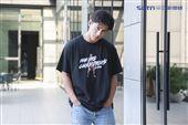 《下半場》男主角朱軒洋接受三立新聞網專訪。(圖/記者林士傑攝影)