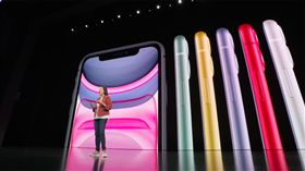 iPhone11系列亮相 在台售價變便宜!13日可預購,圖翻攝自Apple YouTube