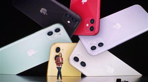圖/翻攝自蘋果直播秀,iphone11