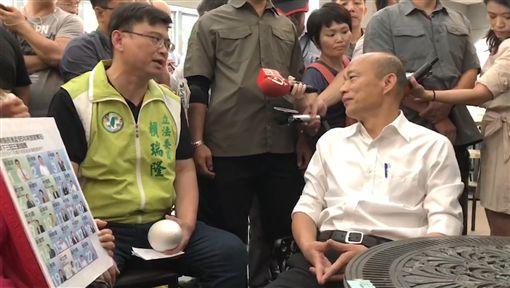 民進黨,罷免,民調,韓國瑜,市長