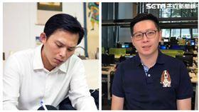 黃國昌,王浩宇(圖/翻攝自黃國昌,王浩宇臉書)