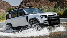 ▲Land Rover Defender。(圖/翻攝網站)