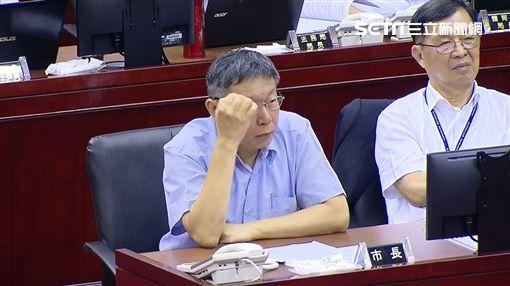 柯文哲,台北市議會