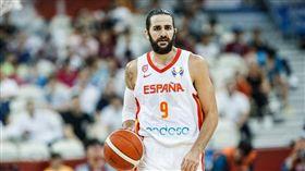 世界盃/盧比歐成FIBA歷史助攻王 FIBA世界盃,西班牙國家隊,Ricky Rubio,歷史助攻王 翻攝自推特