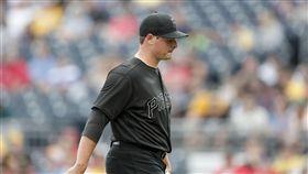 ▲匹茲堡海盜投手Kyle Crick打架受傷本季報銷。(資料照/美聯社/達志影像)
