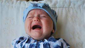 (圖/Pixabay)嬰兒,大哭,哭鬧,嚎啕大哭,哭